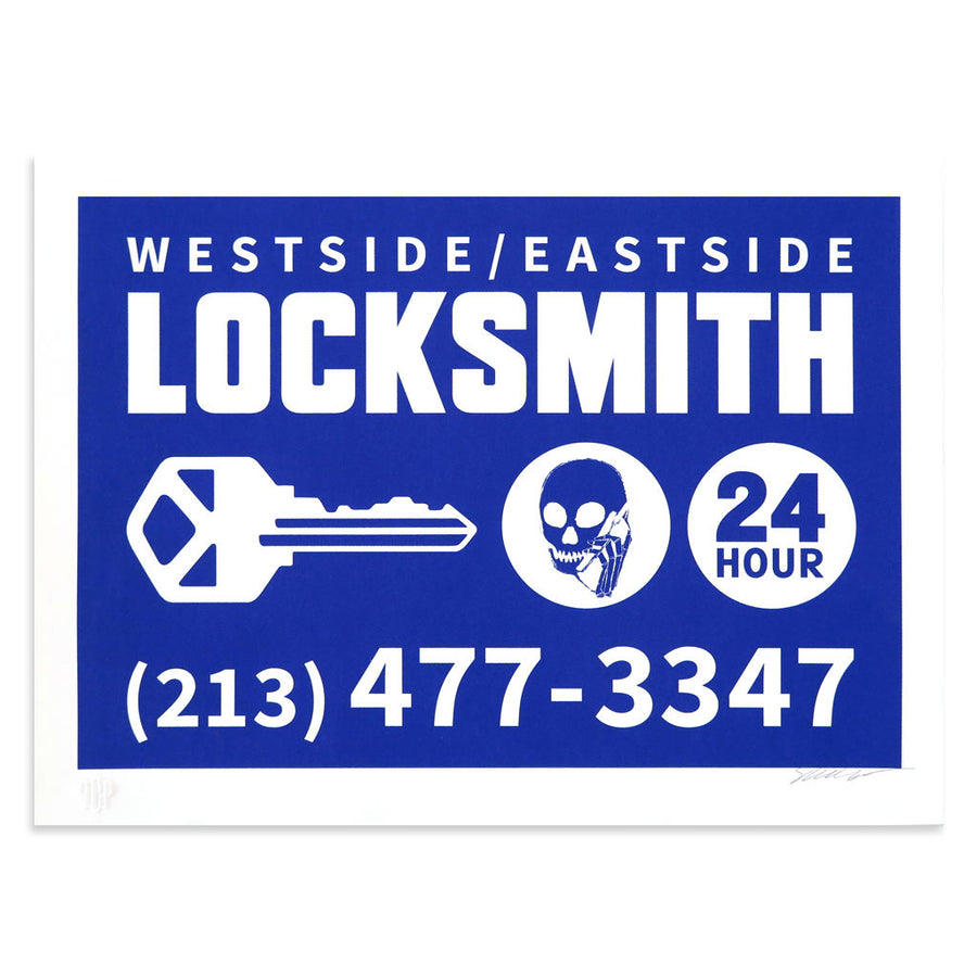 Locksmith is a newPrint by Skullphone | Poster Child Prints