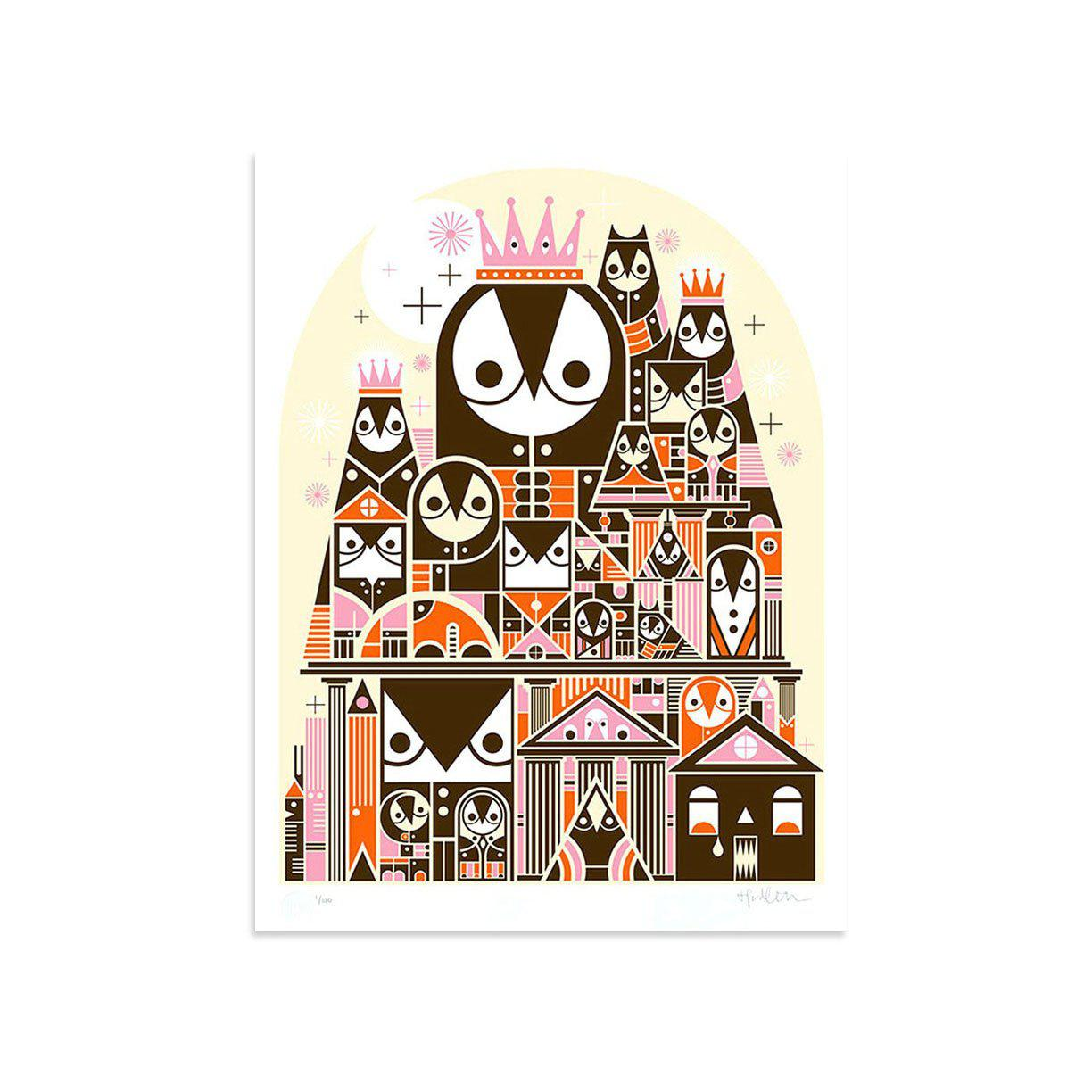 Lost in the Kingdom by Don Pendleton | Archive | Poster Child Prints