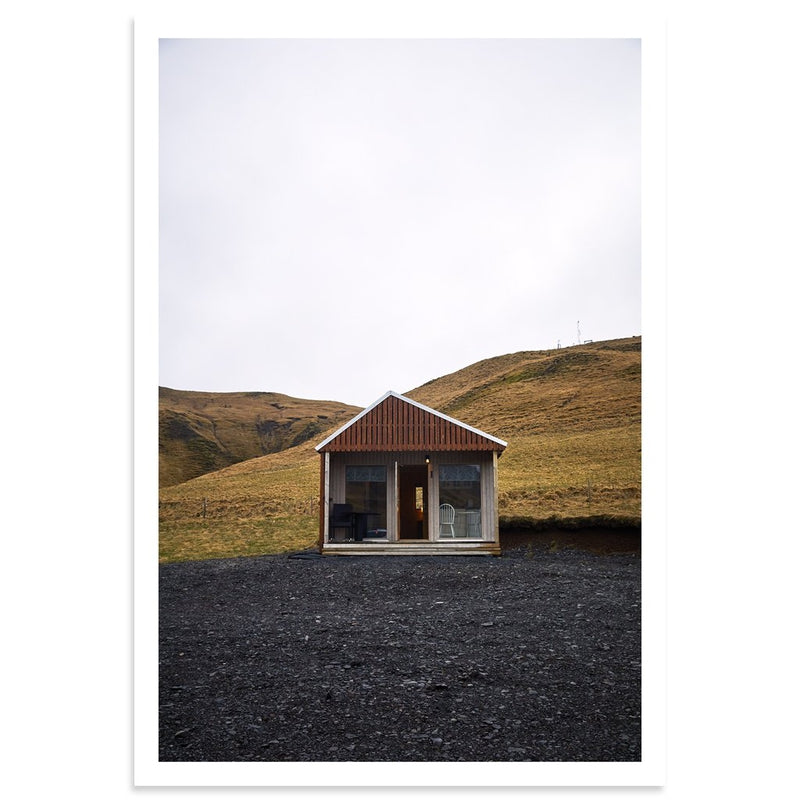 Iceland 3 is a newPrint by Day 19 | Poster Child Prints
