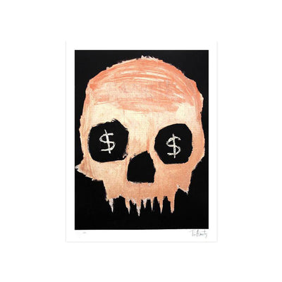 Money Skull by Tim Armstrong-Archive-Poster Child Prints