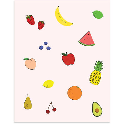 Fruit Stand by PCP Collection | Print | Poster Child Prints