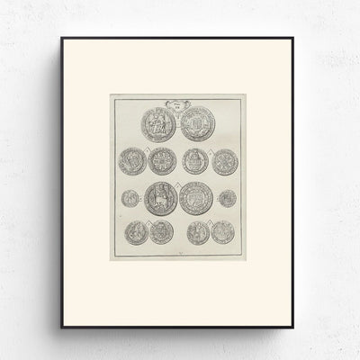Plate XII by Found Art | Found Art | Poster Child Prints