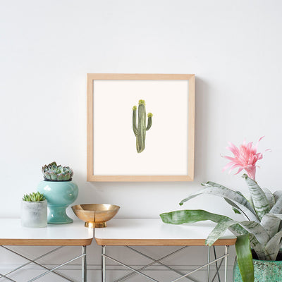 Saguaro is a newPrint by Sara Combs | Poster Child Prints