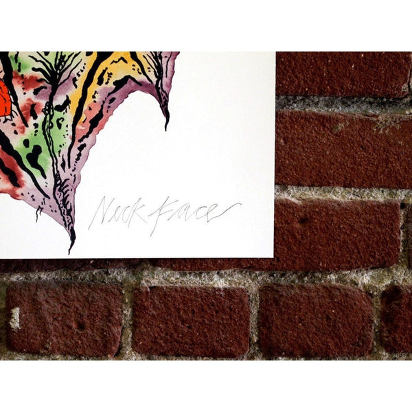 Neckface Art | Chase You? | Limited Edition Prints