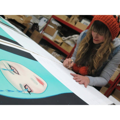 Tara McPherson | Wanderlust | Limited Edition Prints