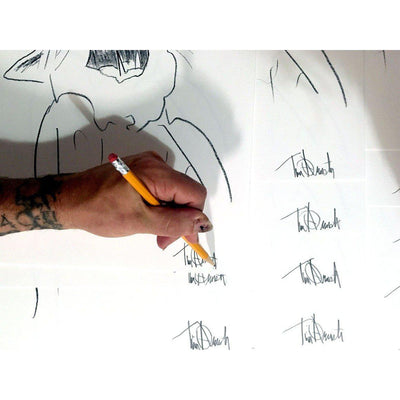 Tim Armstrong | Hellcat | Artwork | Sketch Series