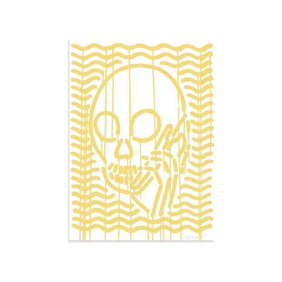 MOP Gold - Archive by Skullphone-Archive-Poster Child Prints