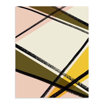 Tartan Highways by PCP Collection | Print | Poster Child Prints