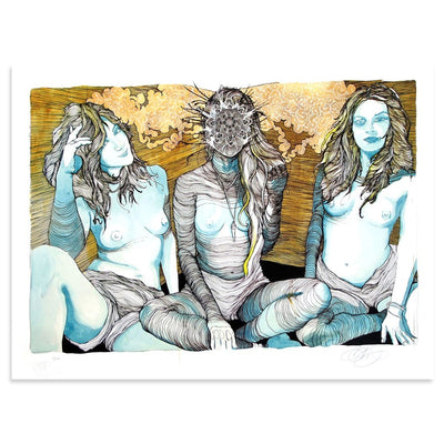 Terrestrials - Archive by Brandon Boyd-Archive-Poster Child Prints