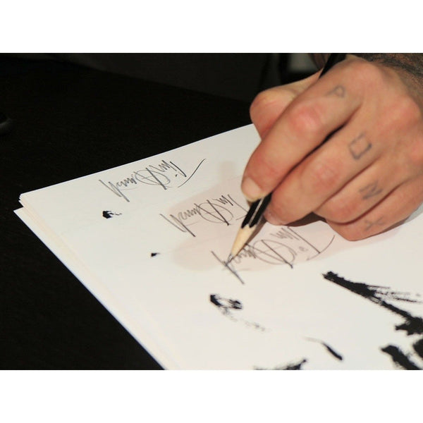Tim Armstrong | Monster | Sketch Series | Artwork | Print