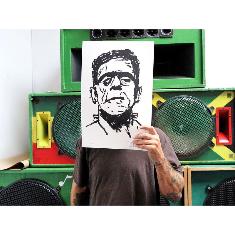 Monster - Archive, Tim Armstrong | Poster Child Prints