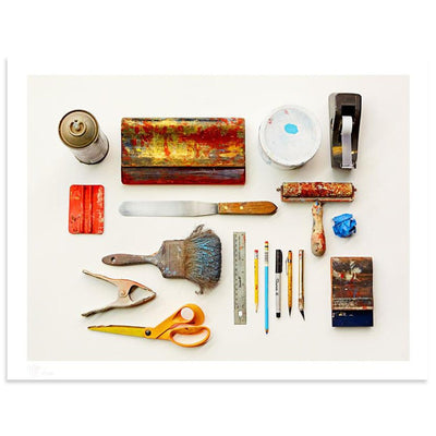 PCP Collection | Poster Child Prints | Tools Of The Trade
