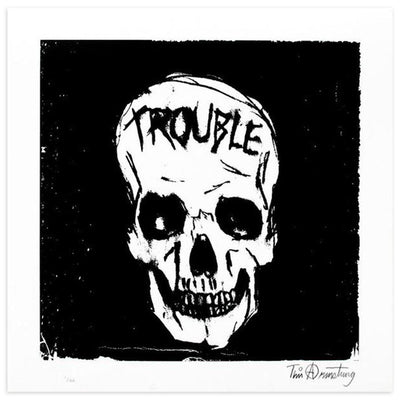 Trouble, Tim Armstrong | Poster Child Prints