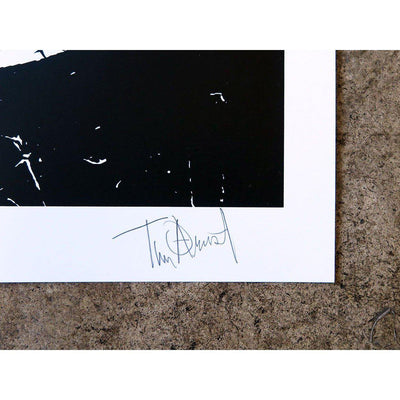 Tim Armstrong | Art Prints | World Peace | Limited Edition Artwork