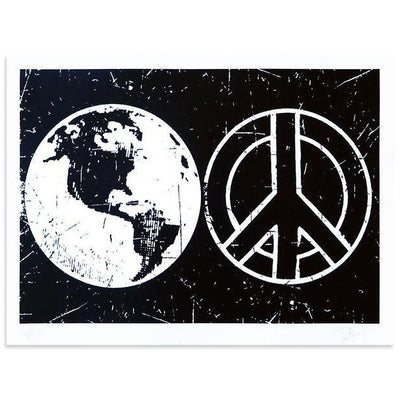 World Peace - Archive, Tim Armstrong | Poster Child Prints