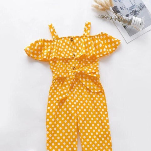 Toddler Girls Jumpsuits