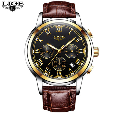 Men Watches Fashion Top Brand Luxury Business Automatic Mechanical Watch