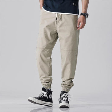 Top Brand Loose-legged Straight-barrel Hip-hop Men Pants