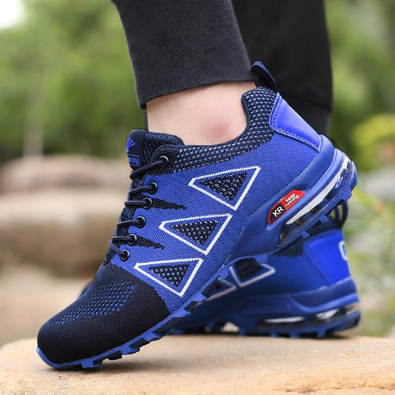 Men's Sports Hiking Shoes High Quality Fashion Brand Designer