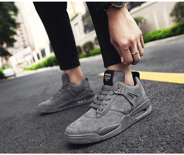 New Fashion Men Breathable Chunky Sneakers