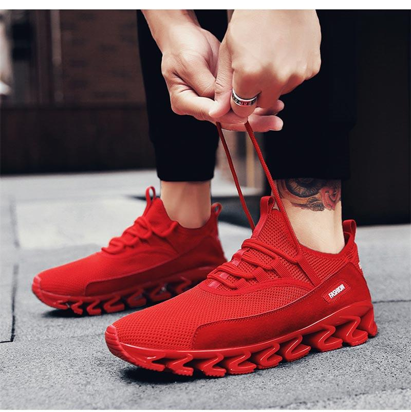Men Sneakers Top Brand Luxury Fashion Design