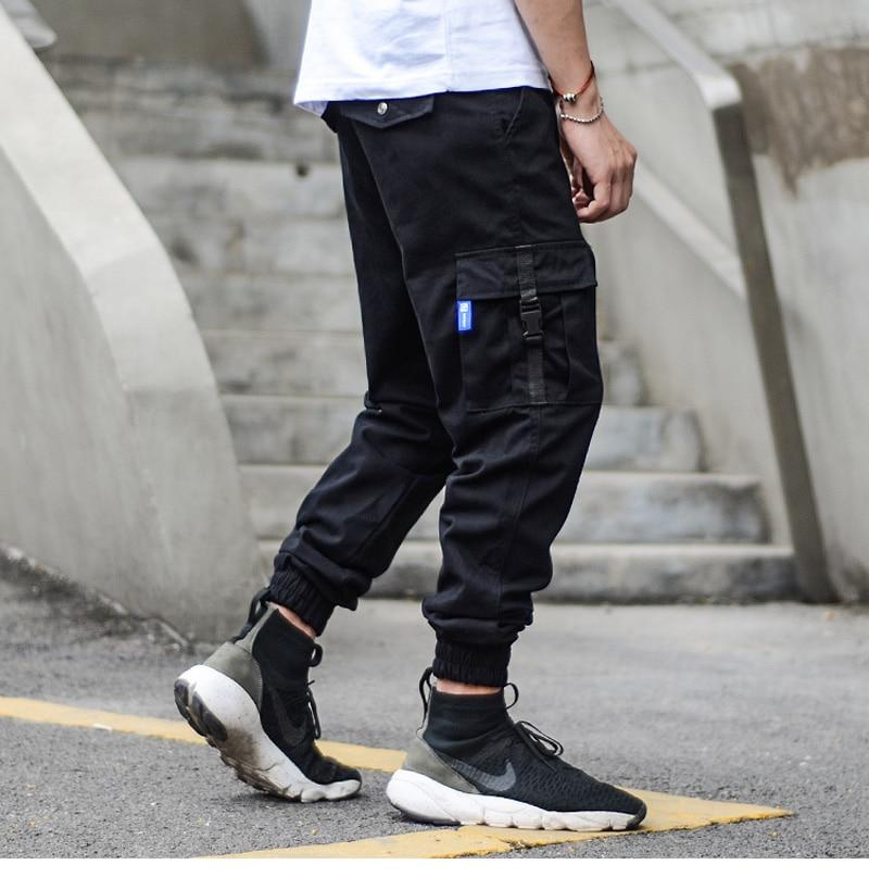 Men  Street Style Hip Hop Men Fashion Classical Jogger Pants