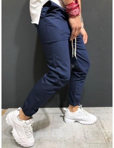 Brand Designer Men Fashion Hip Hop Harem Joggers Pants