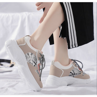Women Running Shoes Fashion Comfortable Platform Sneakers