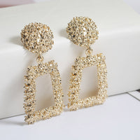 Women Luxury Fashion Drop Earrings