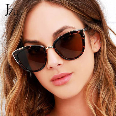 Women Sexy Retro Cat Eye Sunglasses