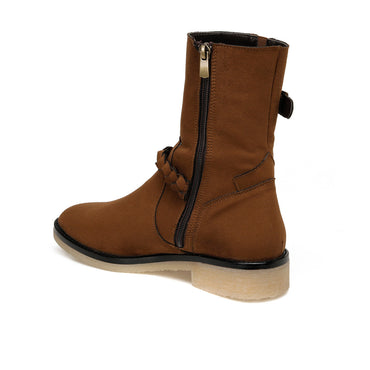 Luxury Fashion Women Handmade Leather Boots