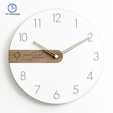 Wall Clock Modern Design Living Room Decoration
