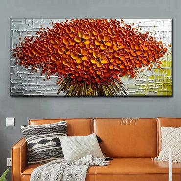 Wall Art Abstract Oil Hand Painting On Canvas Home Decoration