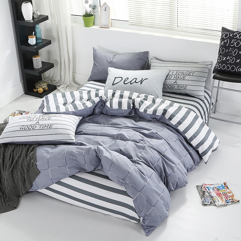 Fashion Design Comfortable Cotton Bedding Sets