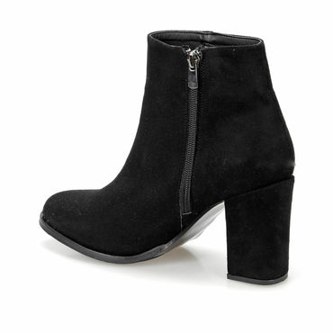 England Style Women Fashion Zipper Ankle Boots
