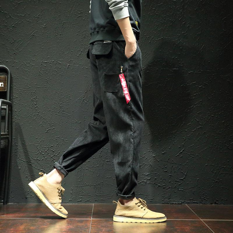 New Fashion Tracksuit Bottoms Mens Casual Cotton Sweatpants
