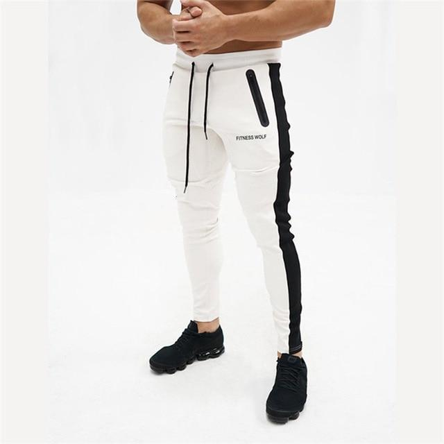Men Fashion Slim Fit Joggers Sweatpants