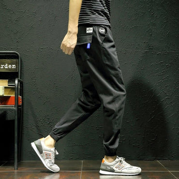 Top Brand Men Harem Pants Fashion Streetwear Joggers