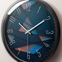 Creative Modern Design Electronic Mechanism Decorative Wall Clock