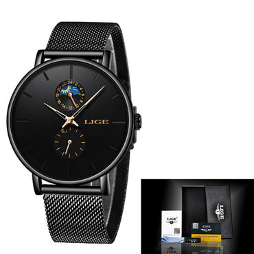 Women Luxury Brand Fashion Waterproof Wristwatch