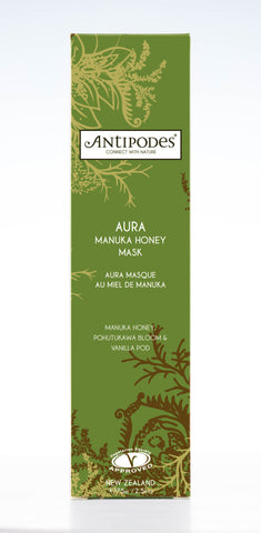 Aura Manuka Honey Mask