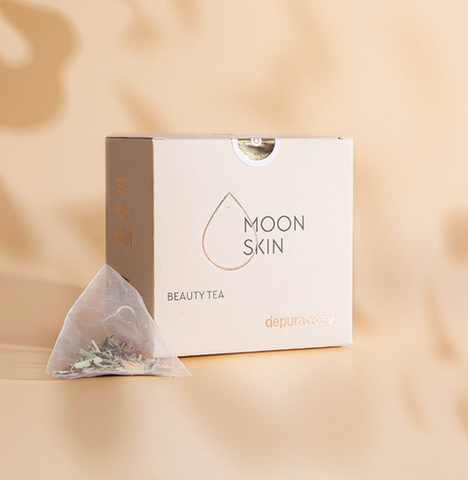 Moon Skin Beauty Tea