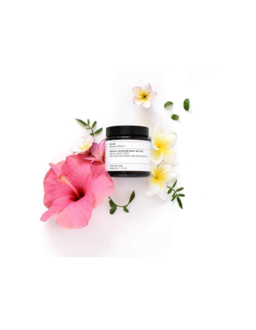 Tropical Blossom Organic Body Butter