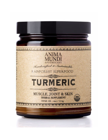 Turmeric : Heirloom Anti-Inflammatory + Mineralizer