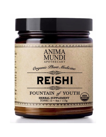 Reishi : Fountain of  Youth - Whole Body Defense