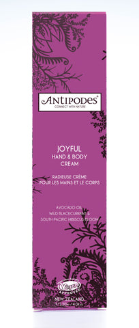 Joyful Hand & Body Cream