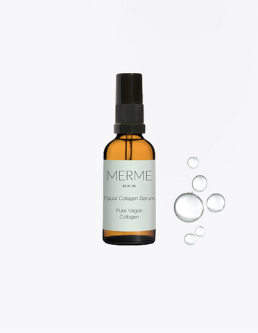 Facial Collagen Serum - Pure Vegan Collagen