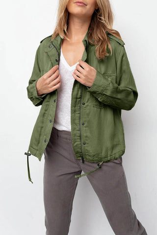 Casidress Single Breasted Jacket