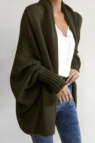 Casidress Batwing Sleeve Cardigan (5 colors)