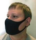REUSABLE SAFETY MASKS - PACK OF 5 MASKS - IN STOCK ON JUNE 1ST